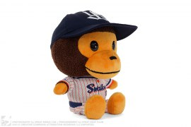 Yakult Swallows Baby Milo Plush Doll Stuffed Toy by A Bathing Ape