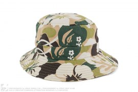 Island Camo Bucket Hat by A Bathing Ape