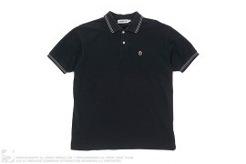 Small Apehead Polo by A Bathing Ape