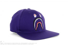Shark Snapback by A Bathing Ape