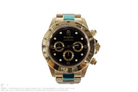 Type 3 Bapex Watch by A Bathing Ape