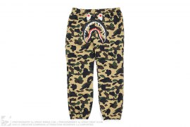 1st Camo Shark Track Pants by A Bathing Ape