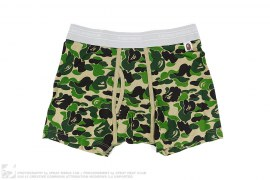 ABC Camo Boxer Trunks by A Bathing Ape