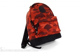 Color Camo Apehead Daypack by A Bathing Ape