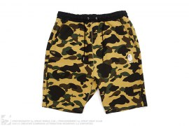 1st Camo Drawstring Sweatshorts by A Bathing Ape