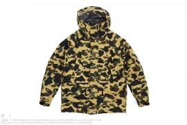1st Camo Gortex Snowboard Jacket by A Bathing Ape