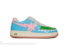 Chomper Bapesta by A Bathing Ape x Kaws