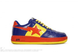 Superman Bapesta by A Bathing Ape x DC Comics