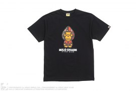 Milo Shark Tee by A Bathing Ape