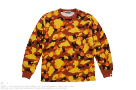 Ultimate 1st Camo Thermal Long Sleeve Tee by A Bathing Ape