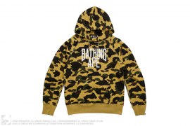 1st Camo New York Logo Pullover Hoodie by A Bathing Ape