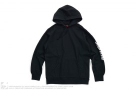 Sleeve Patch Hooded Sweatshirt by Supreme