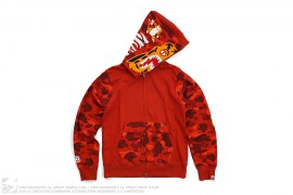 Color Camo Sleeve Tiger by A Bathing Ape