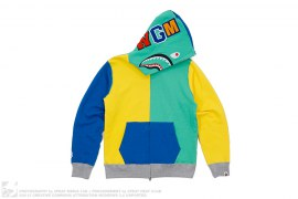 Tri Color WGM Wappen Shark by A Bathing Ape