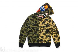 Ultimate 1st Camo Split Shark by A Bathing Ape