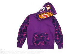 Half Color Camo Tiger by A Bathing Ape