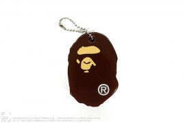 Apehead Floating Keychain by A Bathing Ape