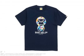 Multi Camo Baby Milo Tee by A Bathing Ape