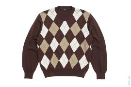 Argyle Sweater by Burberry