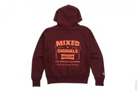 Mixed Signals Pullover by 3peat LA x heatclub