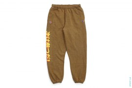Next Has Three TR Vintage Wash Sweatpants Root Beer by 3peat LA x heatclub