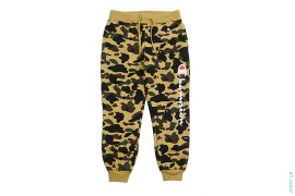 1st Camo Sweatpants by A Bathing Ape x Champion