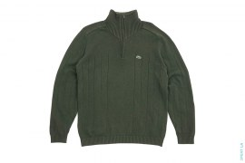 Quater Zip Sweater by Lacoste