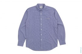 JetSetter Gingham Button-Up Shirt by BBC/Ice Cream