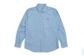 JetSetter Striped Button-Up Shirt by BBC/Ice Cream