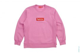 Box Logo Sweatshirt by Supreme