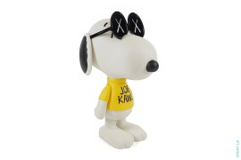Joe Kaws & Woodstock Set by OriginalFake x Medicom x Peanuts