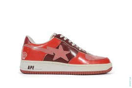 NERD Bapesta by A Bathing Ape x NERD