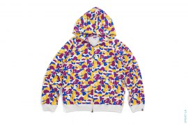 Los Angeles Store Exclusive ABC Camo Hoodie by A Bathing Ape