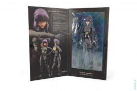 Ghost In The Shell Stand Alone Complex Motooko Kusanagi Collectible Figure by Medicom
