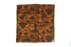 Bapee Color Camo Handkerchief by A Bathing Ape