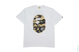 1st Camo Apehead Tee by A Bathing Ape