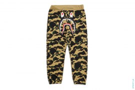 1st Camo Gore Windstopper Shark Sweatpants by A Bathing Ape