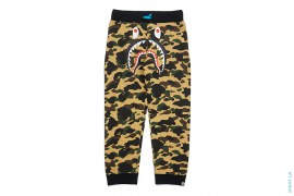 1st Camo Shark Sweatpants by A Bathing Ape