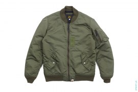 MA-1 Bomber Jacket by A Bathing Ape