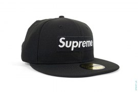 PLayboy Box Logo New Era Fitted by Supreme x Playboy