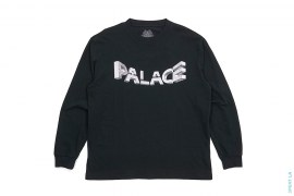 3D Logo Long Sleeve Tee by Palace