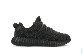 Yeezy Bosst 350 Pirate Black by adidas x Kanye West