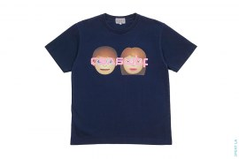 Pink Noise Tee by Cav Empt