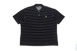 Stripe Terry Cloth Polo by A Bathing Ape