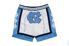 Collegiate Shorts UNC Home Carolina Blue by Jordan Brand x Just Don