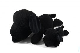 Snoopy Plush Set by Kaws x Uniqlo