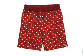 Dot Camo Sweatshorts by A Bathing Ape