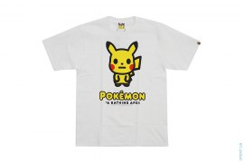 Milo Pikachu Tee by A Bathing Ape x Pokemon