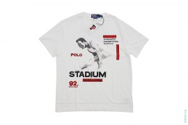 1992 Polo Stadium Gymnastic Tee by Ralph Lauren