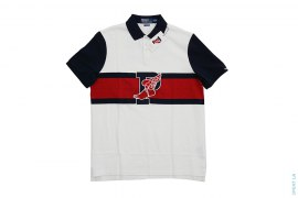 1992 Polo Stadium P-Wing Polo Shirt by Ralph Lauren